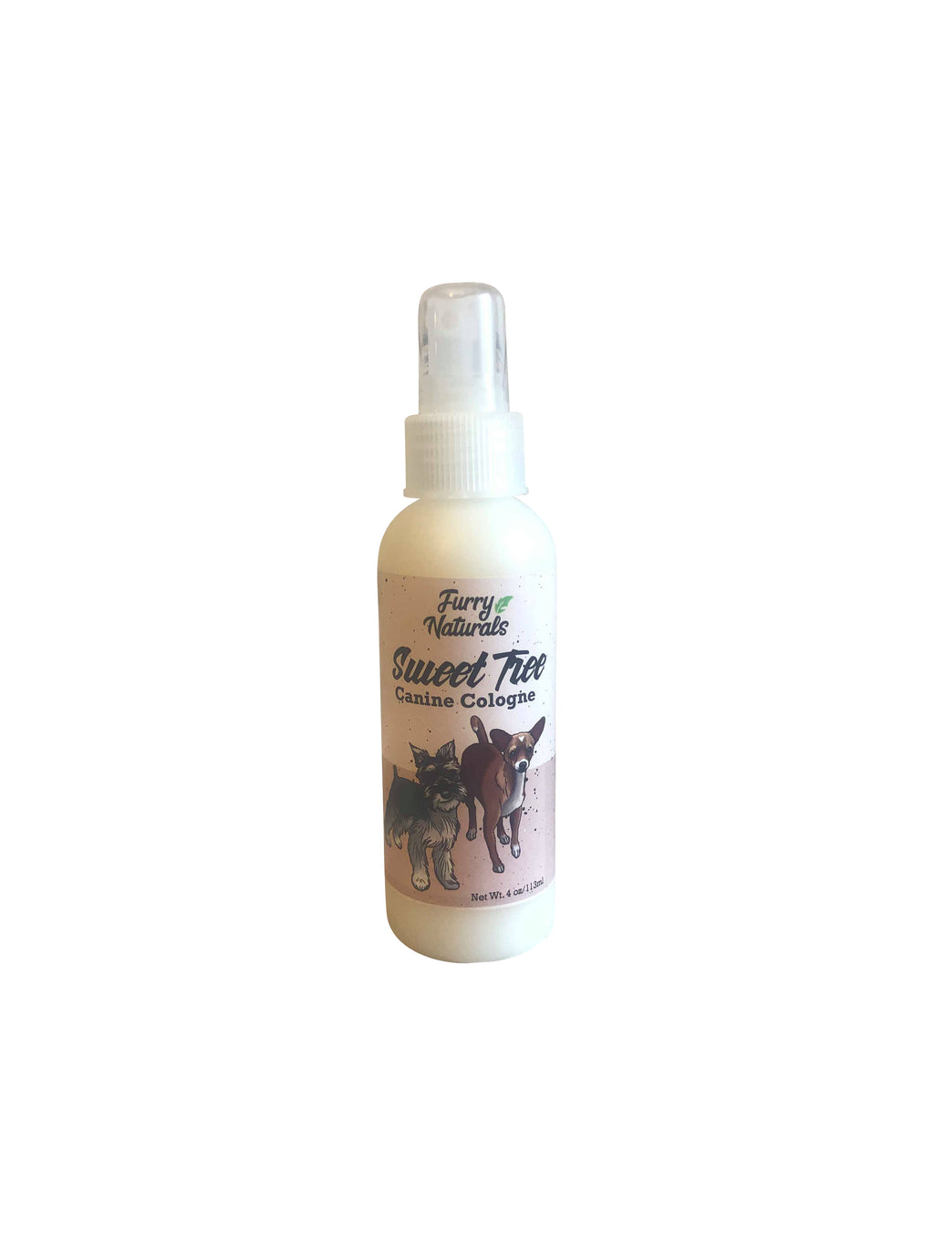 Sweet Tree Canine Cologne 4oz