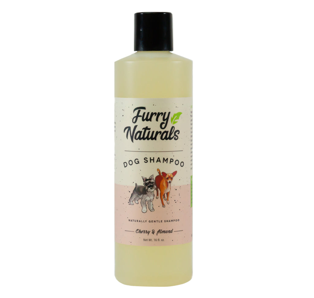 Furry Naturals Cherry & Almond Dog Shampoo