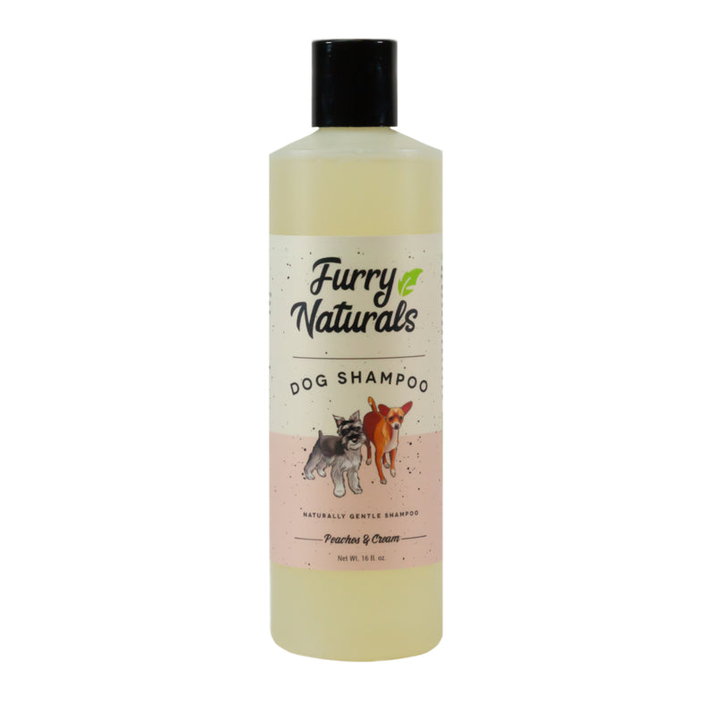 Furry Naturals Peaches & Cream Dog Shampoo