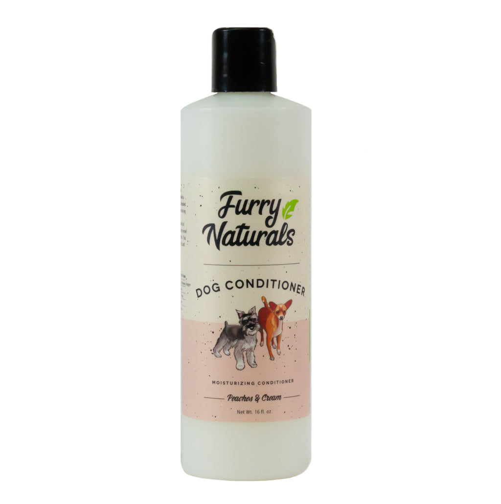 Furry Naturals Peaches & Cream Conditioner