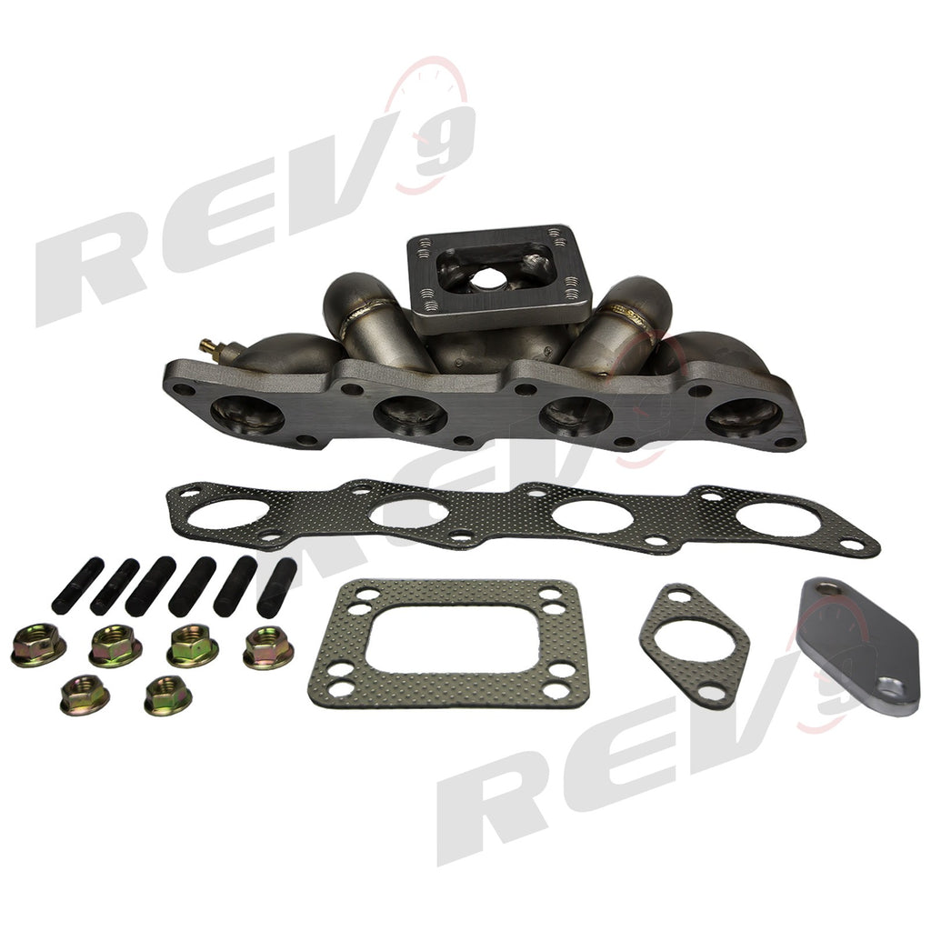 HP-Series Nissan 240SX KA24DE Equal Length Top Mount T3/T4