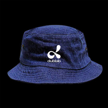 Bucket Hat with new dublab Logo designed by Folder Studios ($50/Month)