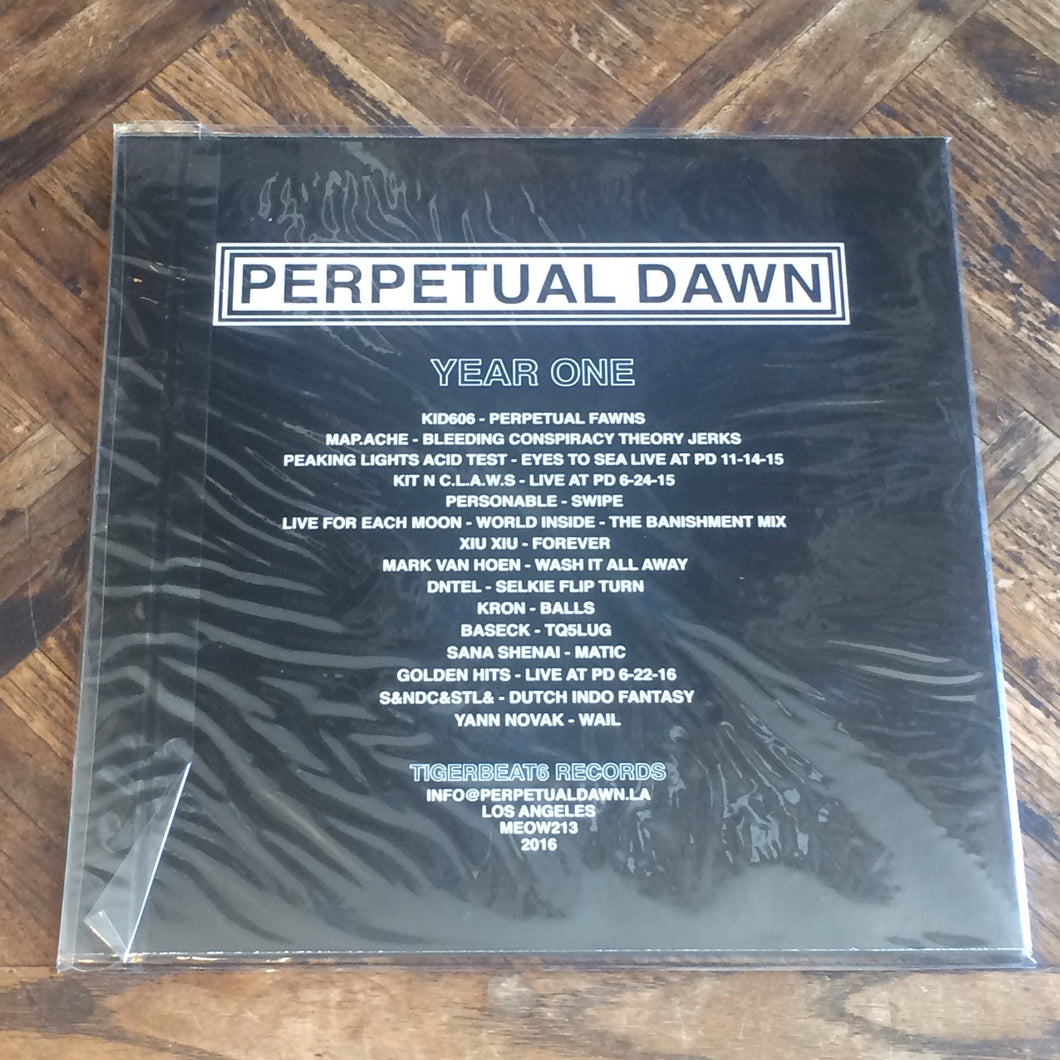 Perpetual Dawn-Year One Compilation (CD)