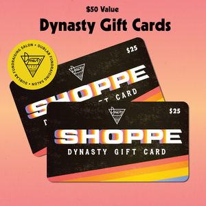 $25 Gift Card To Dynasty Typewriter