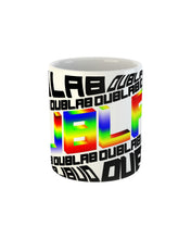 Load image into Gallery viewer, dublab mug designed by Brenna Murphy