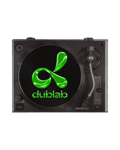 dublab slipmat by by Glowtronics