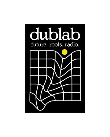 dublab grid stickers