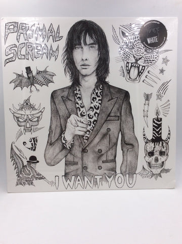 Primal Scream - I Want You (LP)