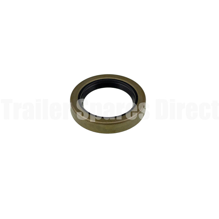 Trailer bearing hub seal 1.71 x 2.56 x 0.5 inch - American USA