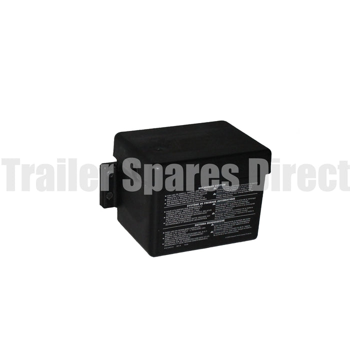 Replacement battery box only for 5 amp battery breakaway