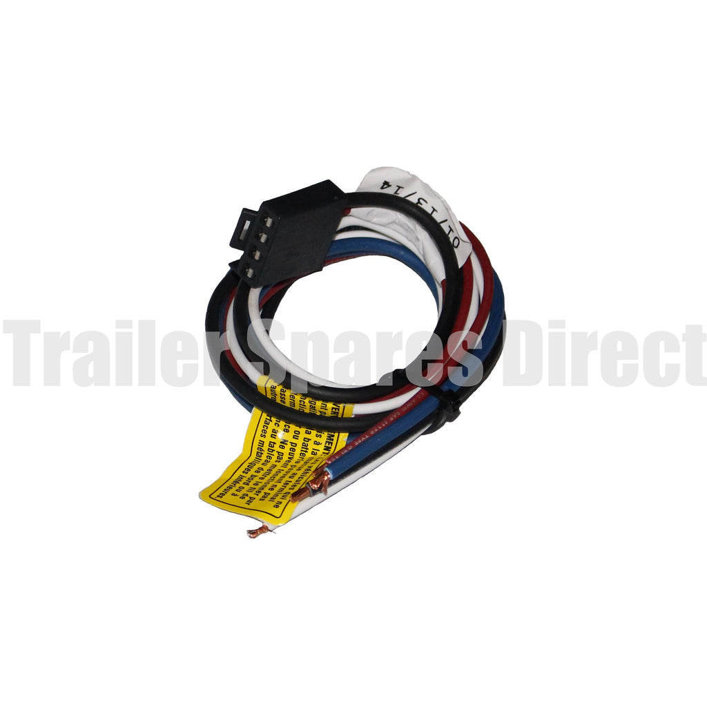 spare harness for brake controller