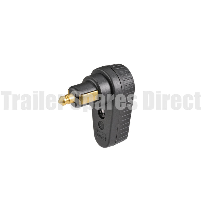 Narva thermoplastic right angle Merit plug