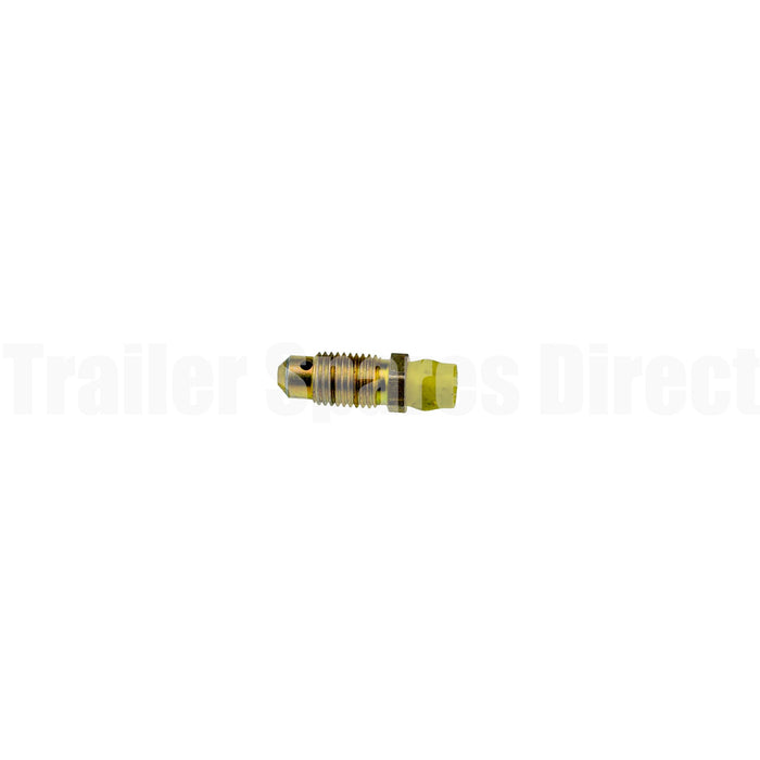 Hydrastar bleeder valve screw