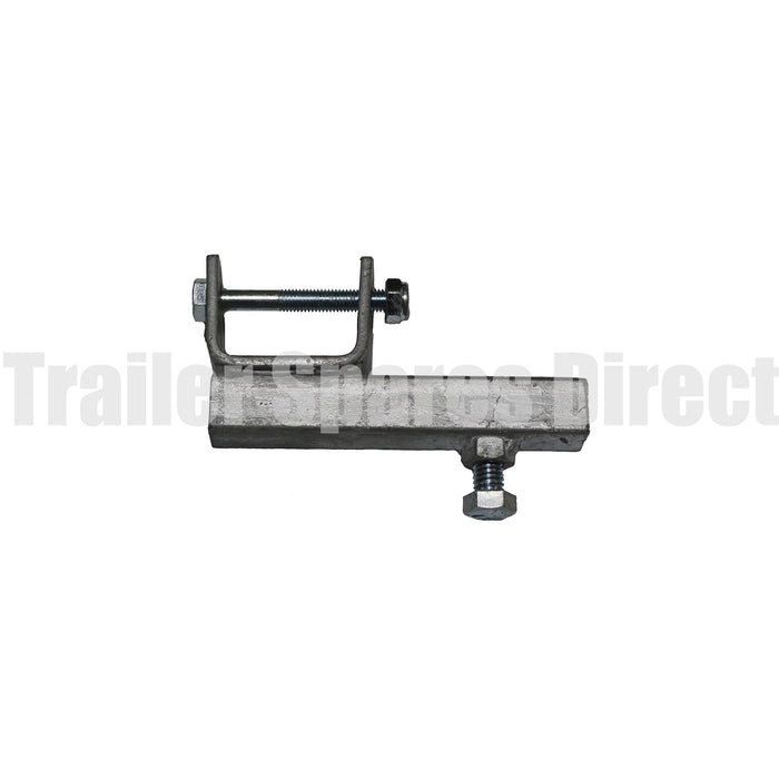 50mm tube slide adjuster 2 inch x 1 inch x 6 inch