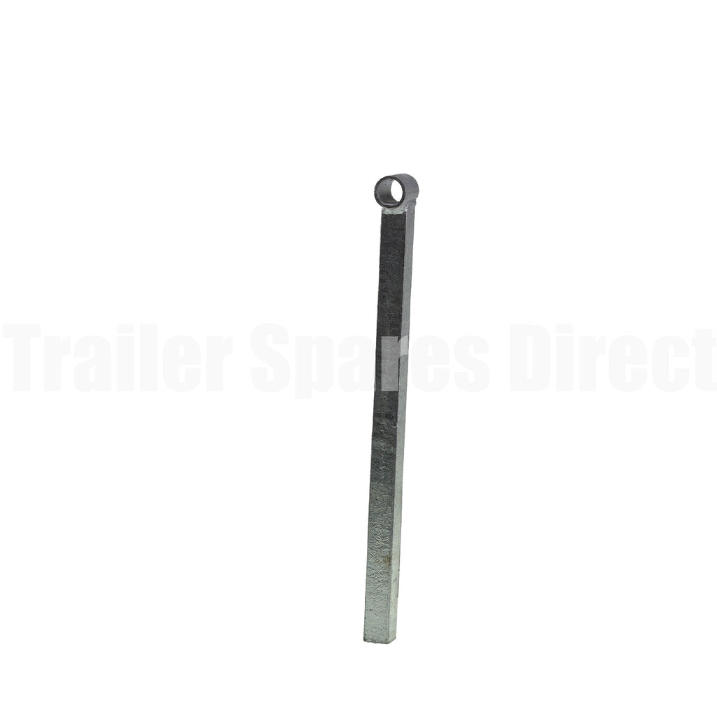 12 inch long eye post with 16mm pin