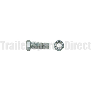 Coupling bolt 1.5 inch