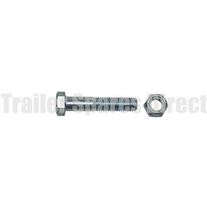 Coupling bolt 2.5 inch