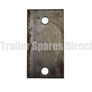 Coupling base plate 2 hole