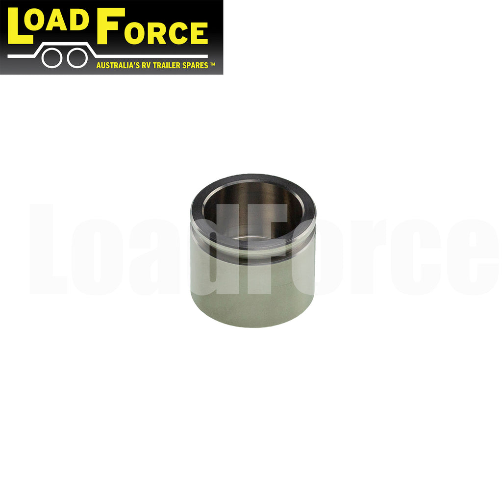LoadForce stainless steel caliper piston for TA400, TA300, Al-Ko, Meher and Trojan hydraulic caliper