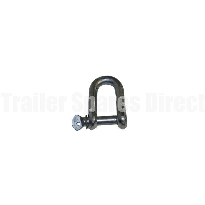 10mm D shackle