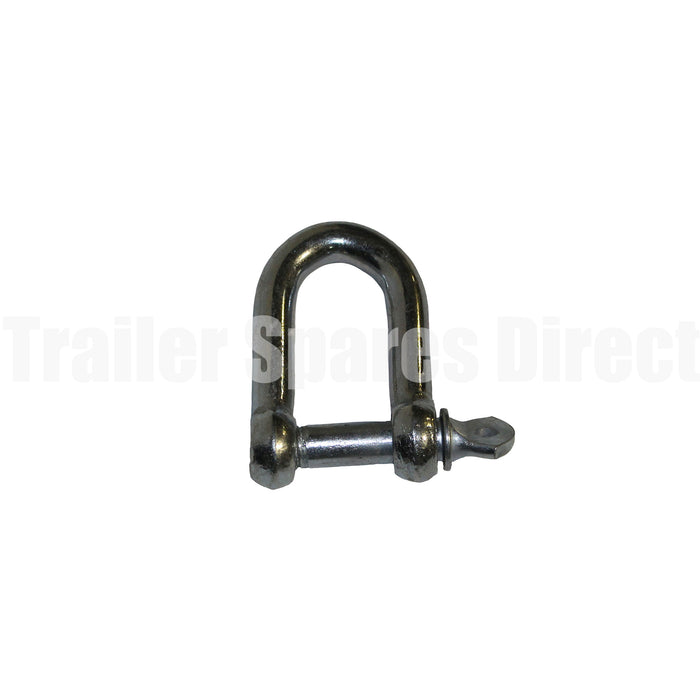 12mm D shackle