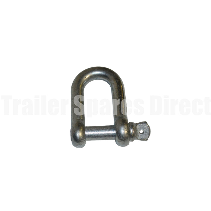 16mm D shackle