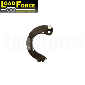 10 inch electric brake magnet lever left side