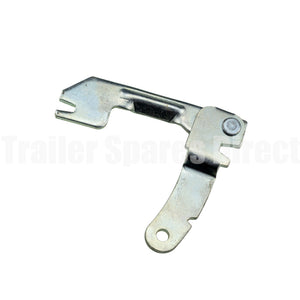 10 inch electric brake park lever left side