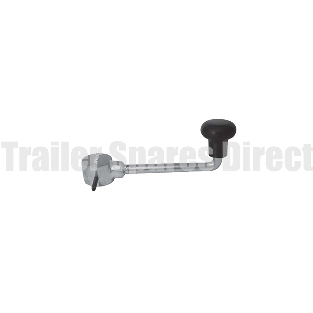 jockey wheel handle roll pin