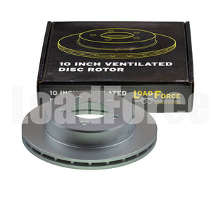 LoadForce ventilated dacromet slip disc rotor 275mm x 24mm Ford 5 stud Kodiak