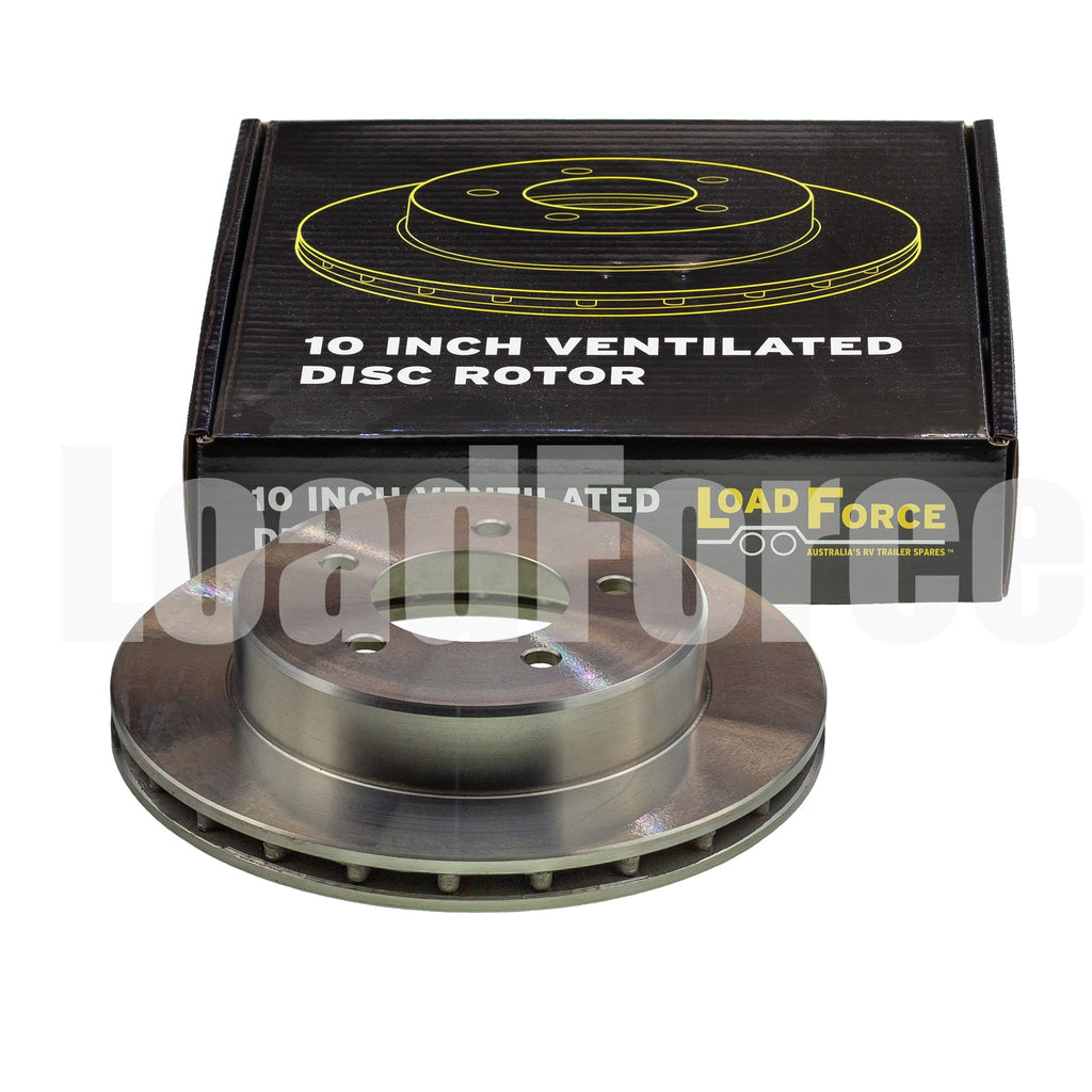 Ventilated stainless steel disc rotor 275mm x 24mm Ford 5 stud Kodiak