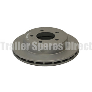 ventilated disc rotor 10 inch