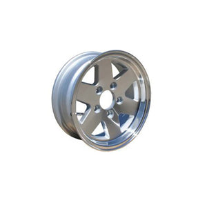Rim 13 x 5 inch Ford pattern Koya machined aluminium