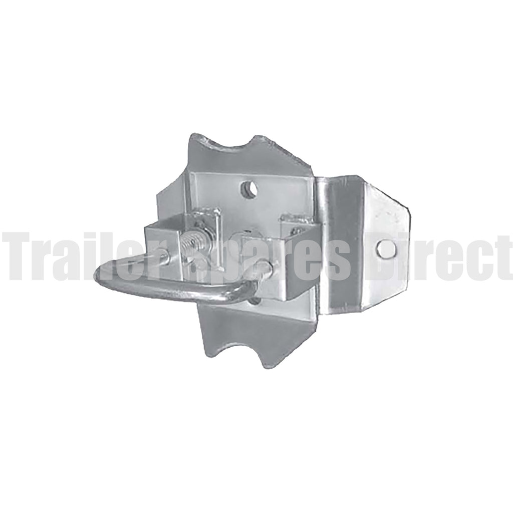 Swing-up bracket 48mm tube
