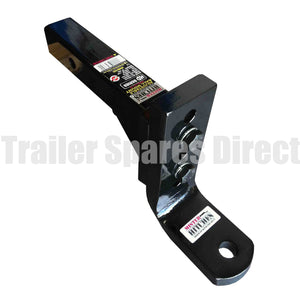 Adjustable tow ball mount - MHABM-5XHD