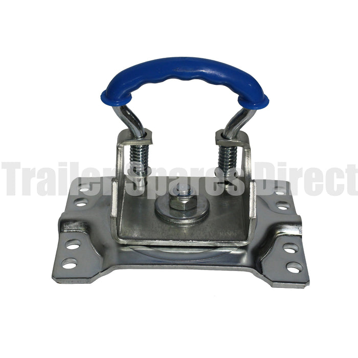 Swivel clamp with 8 holes