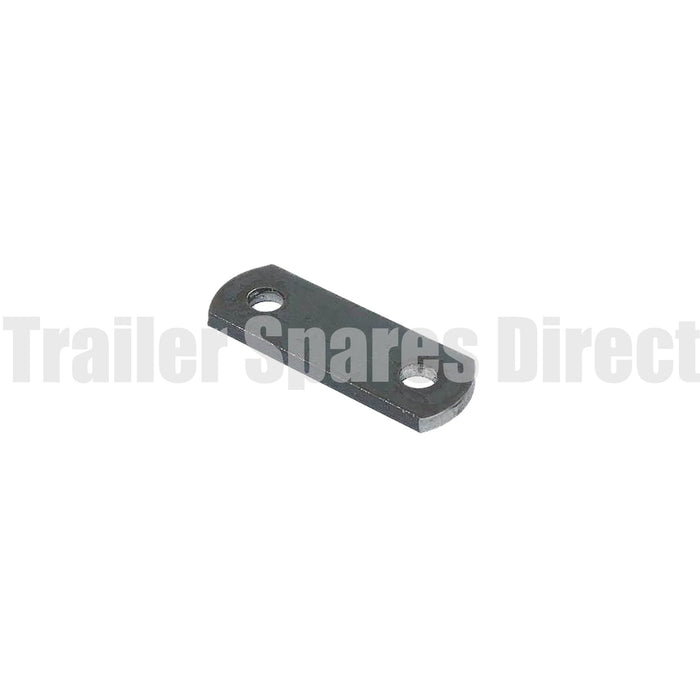 3.5 inch trailer shackle plate 90mm hole centre
