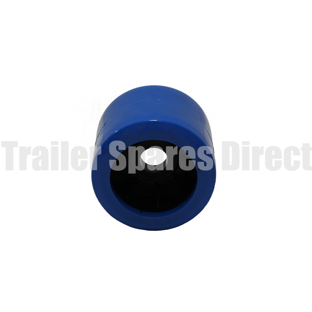 wobble roller smooth blue