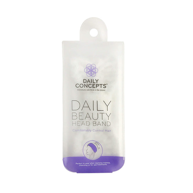Daily Beauty Headband by Daily Concepts luxury Spa goods