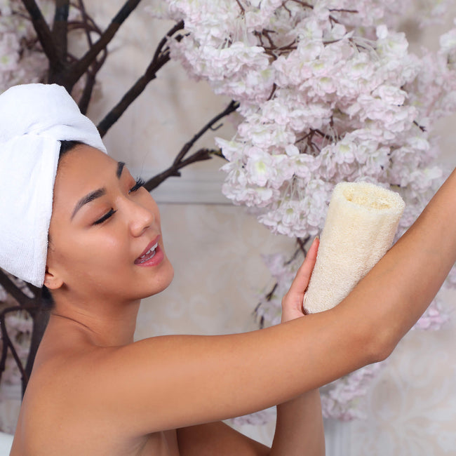 Daily Body Loofah by Daily Concepts luxury Spa goods