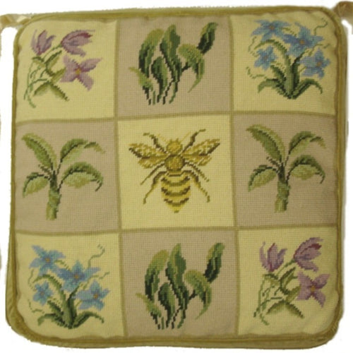 Needlepoint Chair Pad 1280 -18 x 18