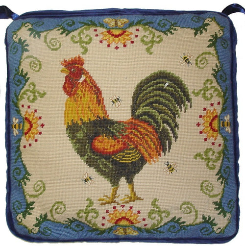 Needlepoint Chair Pad 2940 -18 x 18