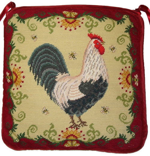 Needlepoint Chair Pad 2941 -18 x 18