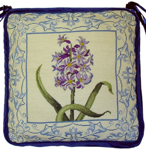 Needlepoint Chair Pad 3881 -18 x 18