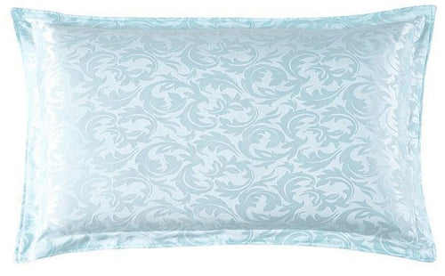 100% Silk Pillow Case - Blue