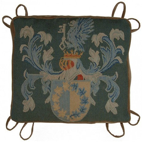 "Royal Knight Chair Cushion - 18"" x 20"""