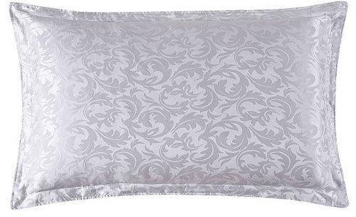 100% Silk Pillow Case - Grey
