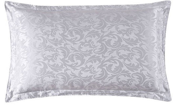 Pillow Case 100% Silk - Gray