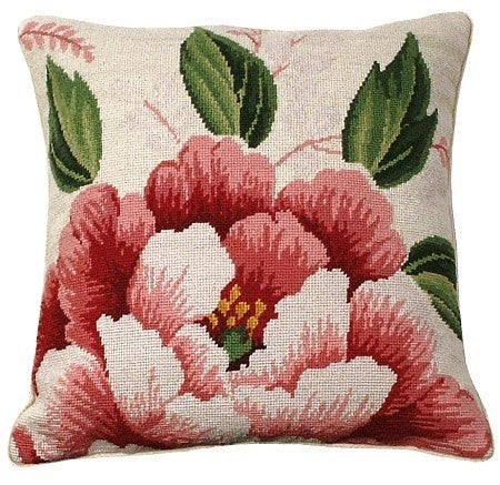 "Alexis 18"" x 18"" needle point Pillow"