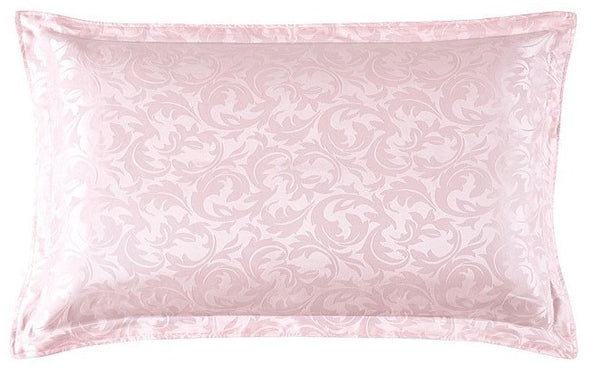 Pillow Case 100% Silk - Light Salmon